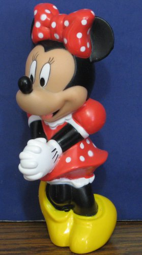 Disney Minnie Mouse Vinyl 6 Inch Figure
