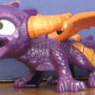 Spyro Purple Dragon Figure - 2013 McDonalds Skylanders - Activision