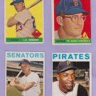 """1958 TOPPS #77 DON ZIMMER   """"FREEE SHIPPING"""""""
