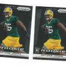 "(2) 2013 PRIZM #223 DANTE JONES  ROOKIES  ""FREE SHIPPING"""