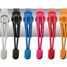 Nathan Shoe Lock laces Elastic Shoelace & Fastening System (Different Colors)
