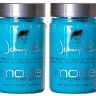 2 - Johnny B Mode Styling Gel 32oz 2 Bottles - VelvetBlush