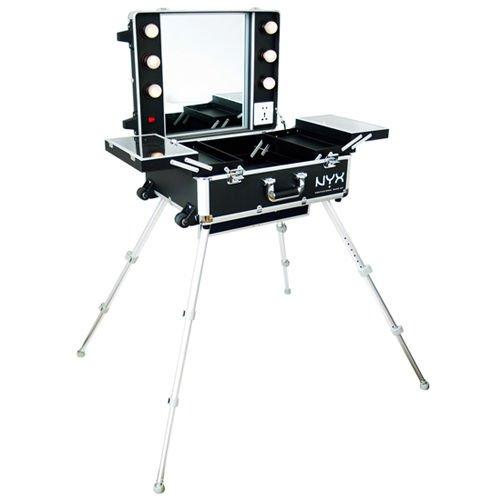 NYX Makeup Artist Train Case with Lights - X Large (MATC01)
