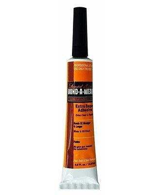 Liquid Gold Bond a Weav Adhesive Hair Glue Tube 0.5oz