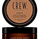 American Crew Pomade - Med Hold, High Shine (Pack of 2) - VelvetBlush