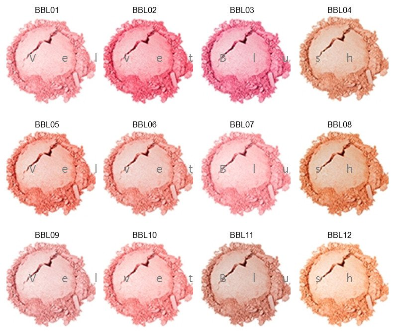 NYX Baked Blush - Choose Your Favorite 6 Colors - BBL - VelvetBlush