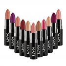 NYX Matte Lipstick  - Full Set: All 33 Colors - VelvetBlush