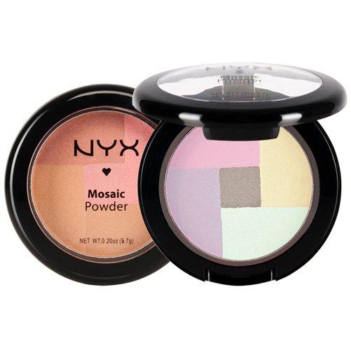 1 NYX Mosaic Powder Blush (MPB) Choose Your Favorite Color - VelvetBlush
