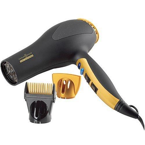 Gold N Hot 1875W Ionic Hair Dryer #GH2252B