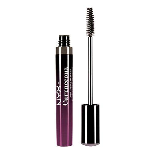 1 NYX Lush Lashes Mascara LL06-Curvaceous - VelvetBlush