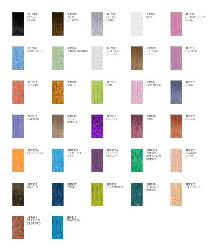 2 NYX Jumbo Eye Pencil - Choose Your Favorite 2 Colors - VelvetBlush