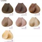 Satin Gold Series Aloe Vera Based Hair Color - 3oz - VelvetBlush