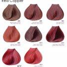Satin Red Copper Series Aloe Vera Based Hair Color - 3oz - VelvetBlush