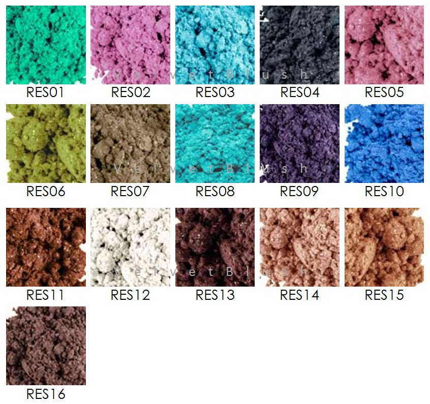 6-NYX Roll On Shimmer Eye Shadow - Pick Your Favorite 6 Colors - VelvetBlush