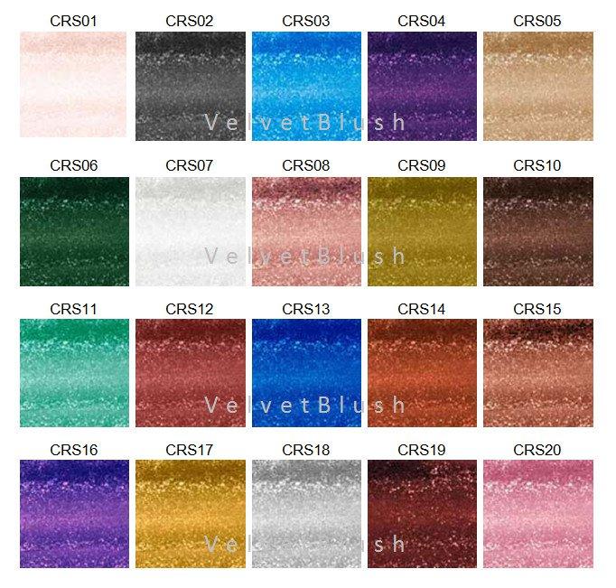 6-NYX Cream Shadow - Eye Shadow Pick Your Favorte 6 Colors - VelvetBlush