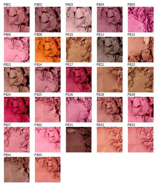 NYX Powder Blush - Choose your favorite 6 colors! - VelvetBlush