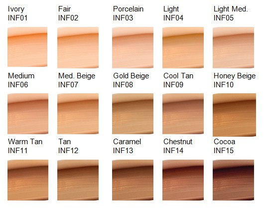 NYX Invincible Fullest Coverage Foundation - Choose Your Favorite 3 Colors!
