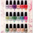 NYX Cosmetics Love Is In the Air 18 pcs Mini Nail Polish Set NPSET02