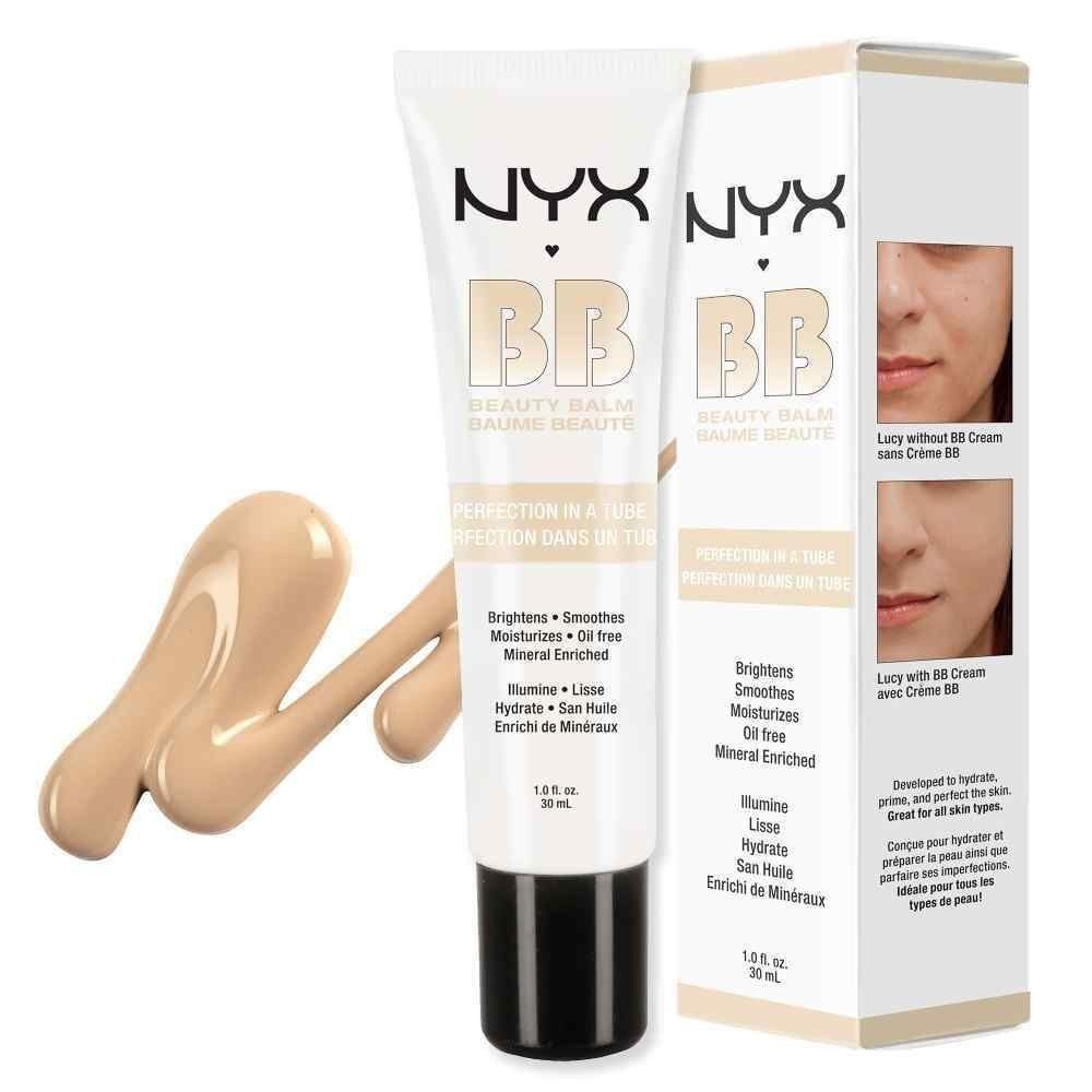 NYX BB Cream - BBCR - Choose your shade - 1pc
