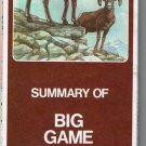 Alberta Big Game Regulations 1976