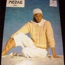 Medar Lady's Sweater Knitting  Pattern 6059