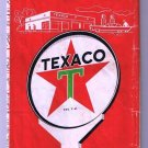 Texaco Oil Michigan Road Map 1956