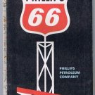 Eastern United States Phillips 66 Road Map 1965