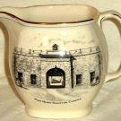 Royal Winton Milk Pitcher Creamer Fort Henry Kingston Ontario Cambridge England