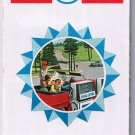 New Jersey Esso Road Map 1967