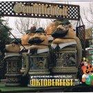 Kitchener Ontario Postcard Oktoberfest Canada's Bavarian Festival