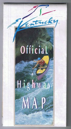 Kentucky Official State Road Map 1993