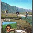 Northwest Territories Official Explorers Map 1984