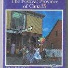 Nova Scotia Official Road Map 1988 Festival Province Doers & Dreamers