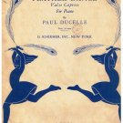 Feather Dance Sheet Music Paul Ducelle