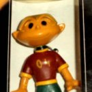 """Soccer Euro 2004 Portugal Mascot PVC Kinas MIB 4"""" Tall"""
