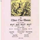 The Lord's Prayer Sheet Music Albert Hay Malotte