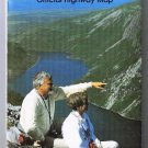 Newfoundland & Labrador Official Road Map 1992 Gros Morne National Park