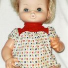 Toyse Baby Girl Doll Made in Spain Plastic Moveable Eyelids