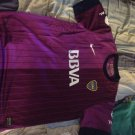 Boca Juniors 2013-2014 Summer Special Edition Soccer Jersey Purple- Player Issue