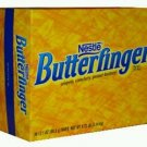 Nestle Butterfinger Peanut Butter Chocolate  24 1.9oz (53.8g) Bars Free Shipping