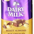 Cadbury Premium Milk Chocolate with Roasted Almonds, 3.5-Ounce Bars (Pack of 14)