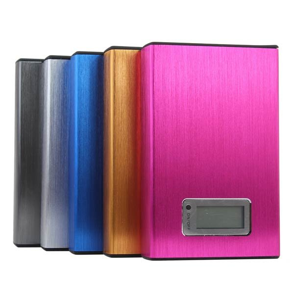 12000mAh Power Bank External Battery Charger For iPhone Cellphone