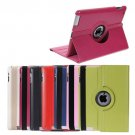 Smart 360 Degree Rotation Holder Leather Cover Case For iPad 2 3