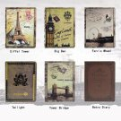 Retro Nostalgia PU Leather Case With Stand For iPad 2 3 4