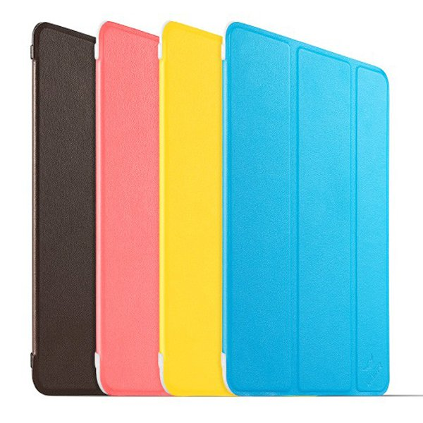 Cool Summer Wind Candy Color Soft Sleep Wakeup Skin For iPad Mini