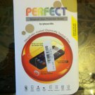 Transparency Tempered Glass Screen Protector For iPhone 4 4S