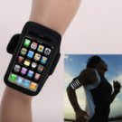 New Black Sports Armband Cover Case for iPhone 4 4G 4S