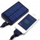 2600mAh Solar Charger Battery Power Bank For iPhone Smartphone