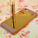 Mirror Surface Diamond Bling Case Cover For iphone 5 5S