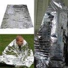 Mylar Waterproof Emergency Rescue Space Foil Thermal Blanket 83